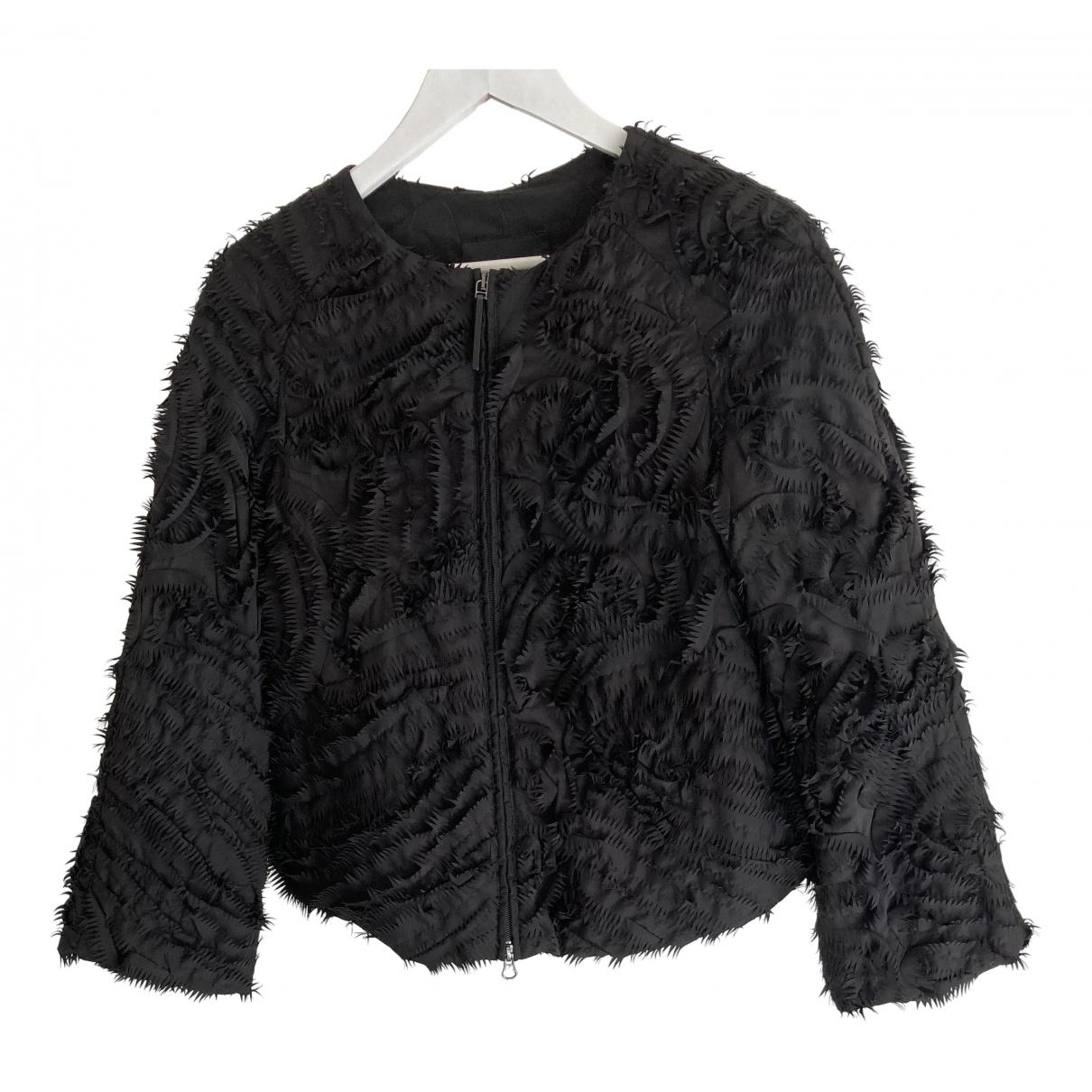 Emporio Armani \N Black jacket for Women S International