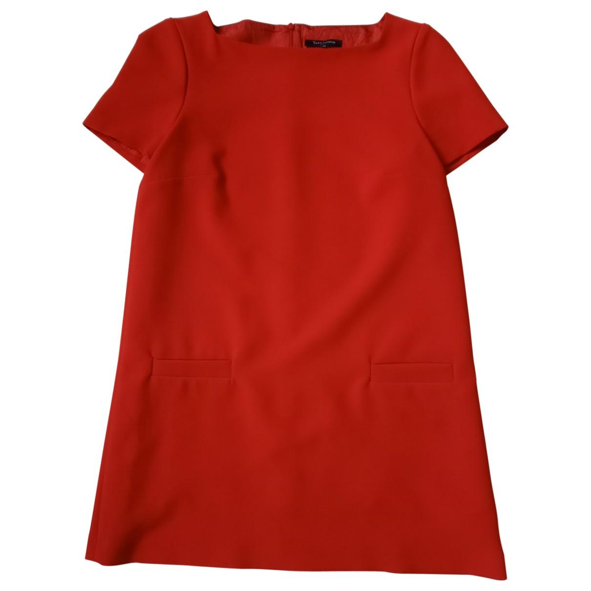 Tara Jarmon - Robe   pour femme - rouge