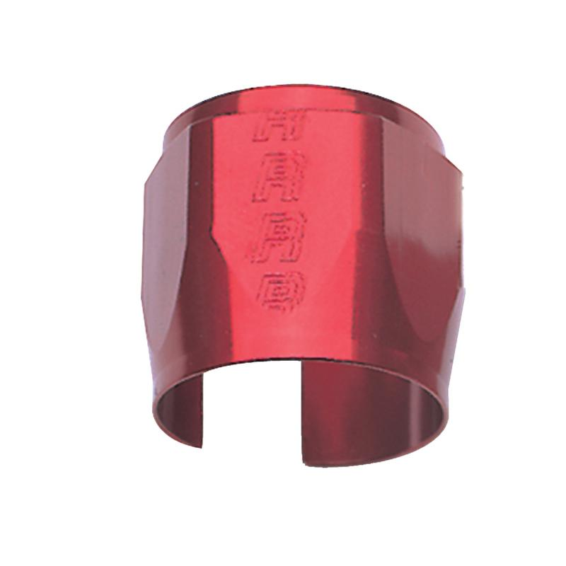 Russell TUBE SEAL END; # 8 RED.
