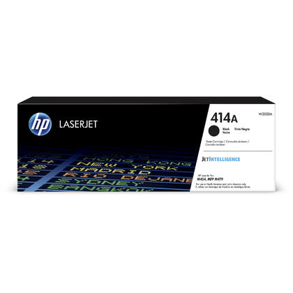 HP Color LaserJet Pro MFP M479dw Original Black Toner Cartridge, Standard Yield