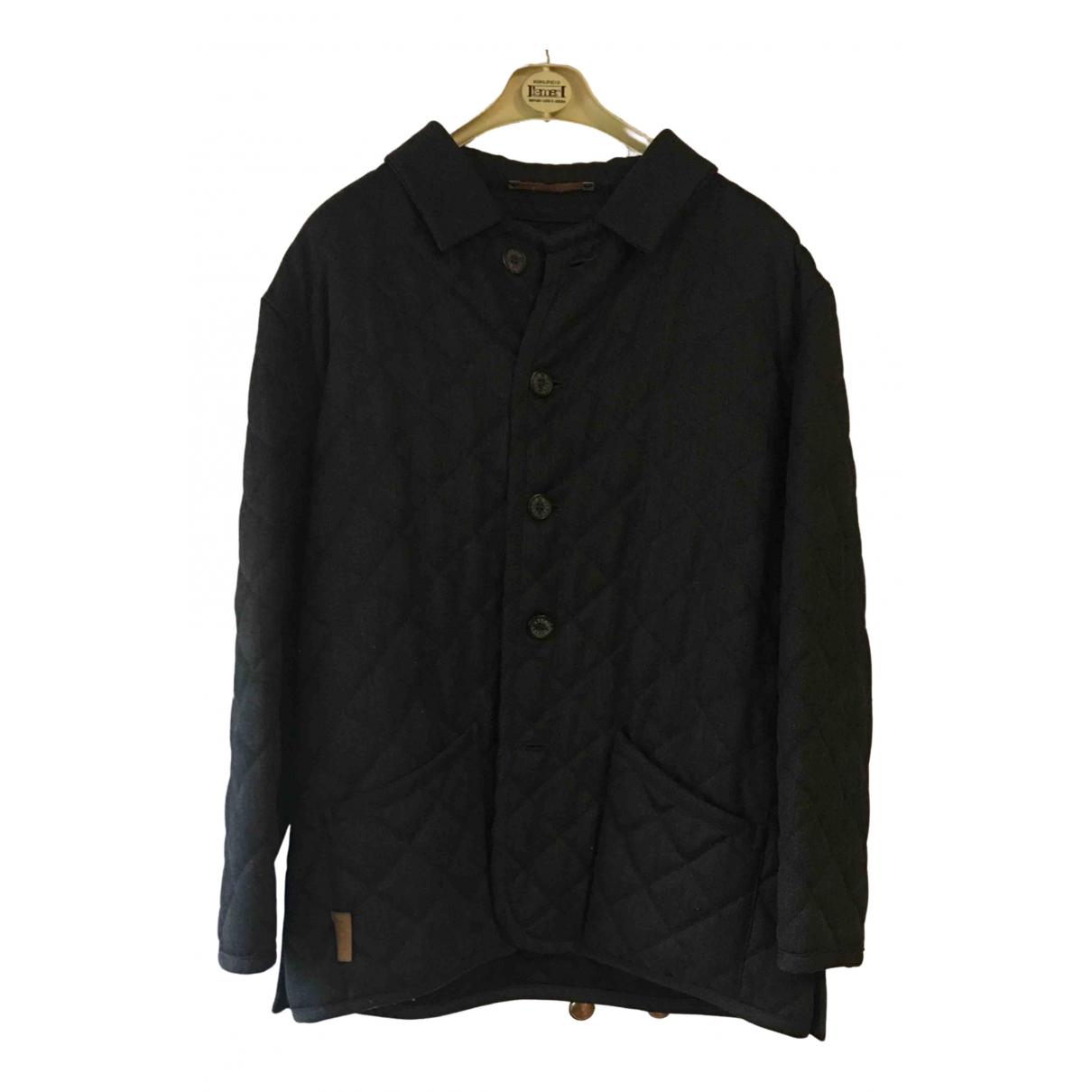 Husky N Blue Cotton jacket  for Men 50 IT