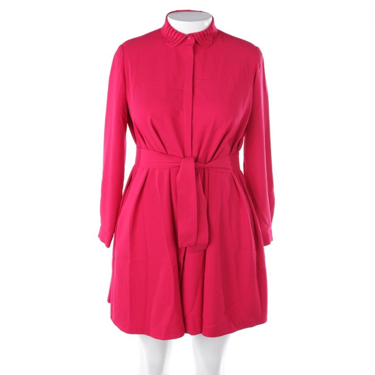 Maje \N Red dress for Women 40 FR
