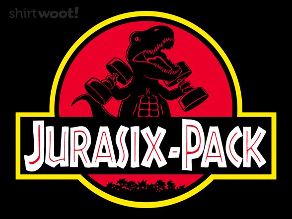 Jurasix-pack T Shirt