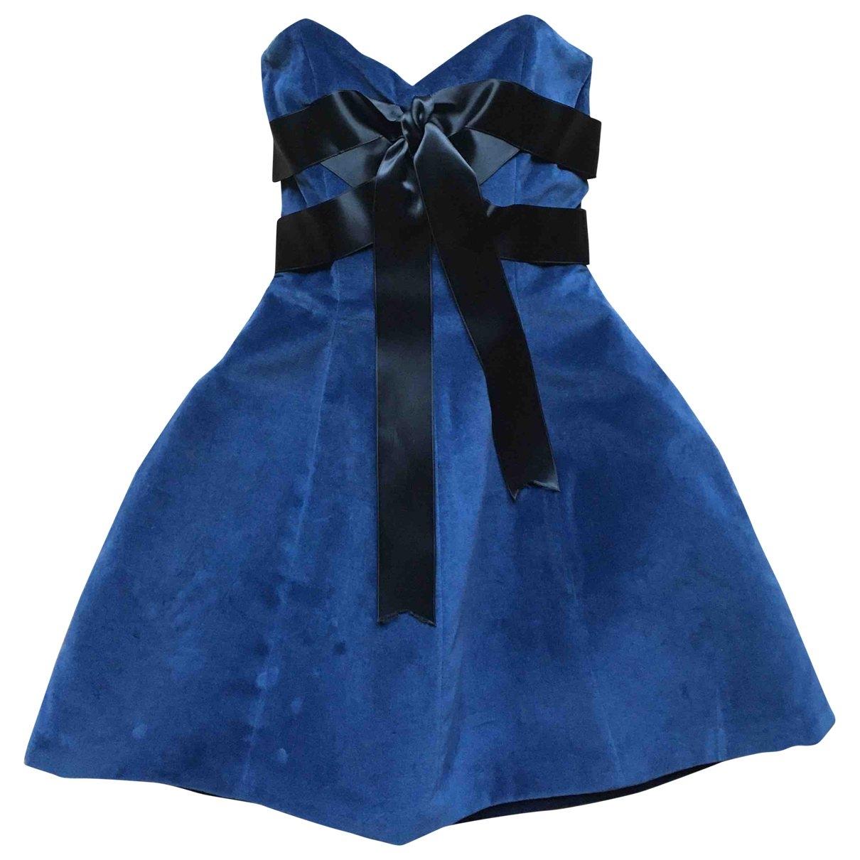 Valentino Garavani \N Velvet dress for Women 42 IT