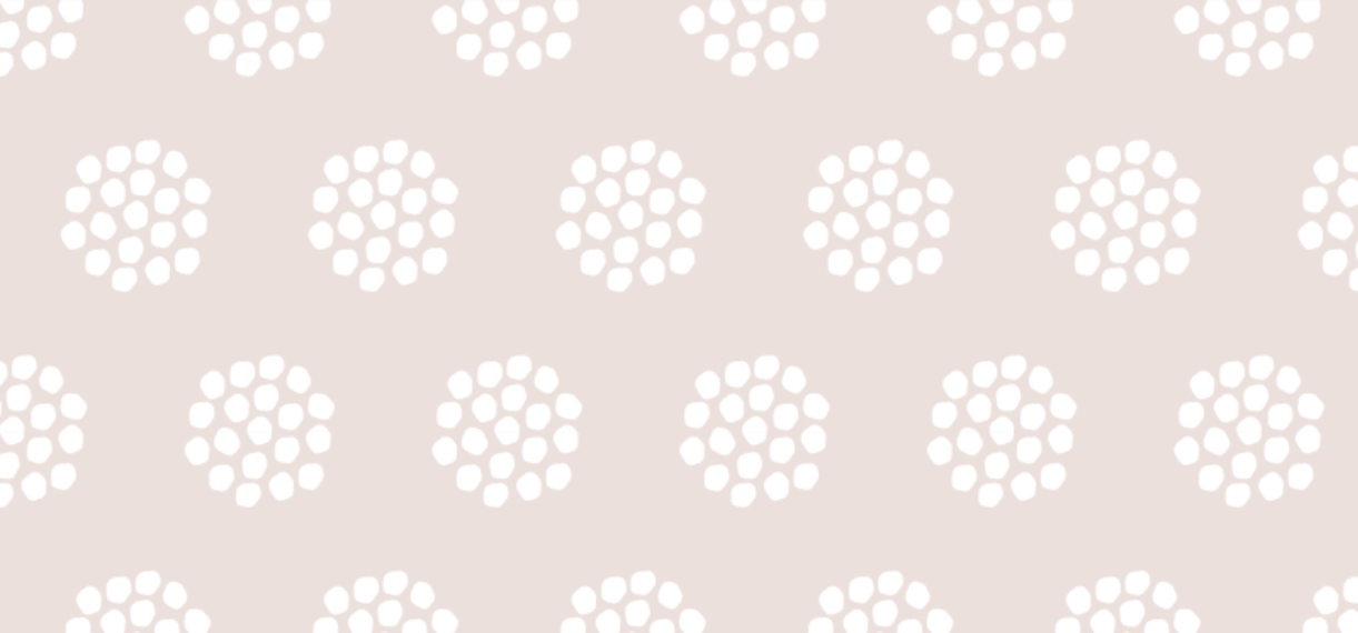 Non-Photo 15 oz. Black Ceramic Mug, Gift -Dot Clusters