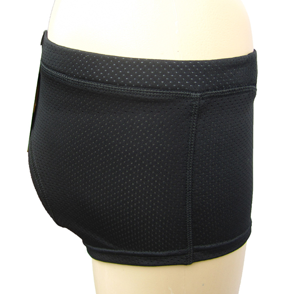 Womens Bright Color Outdoor Shorts Padded Compression Bike Tights