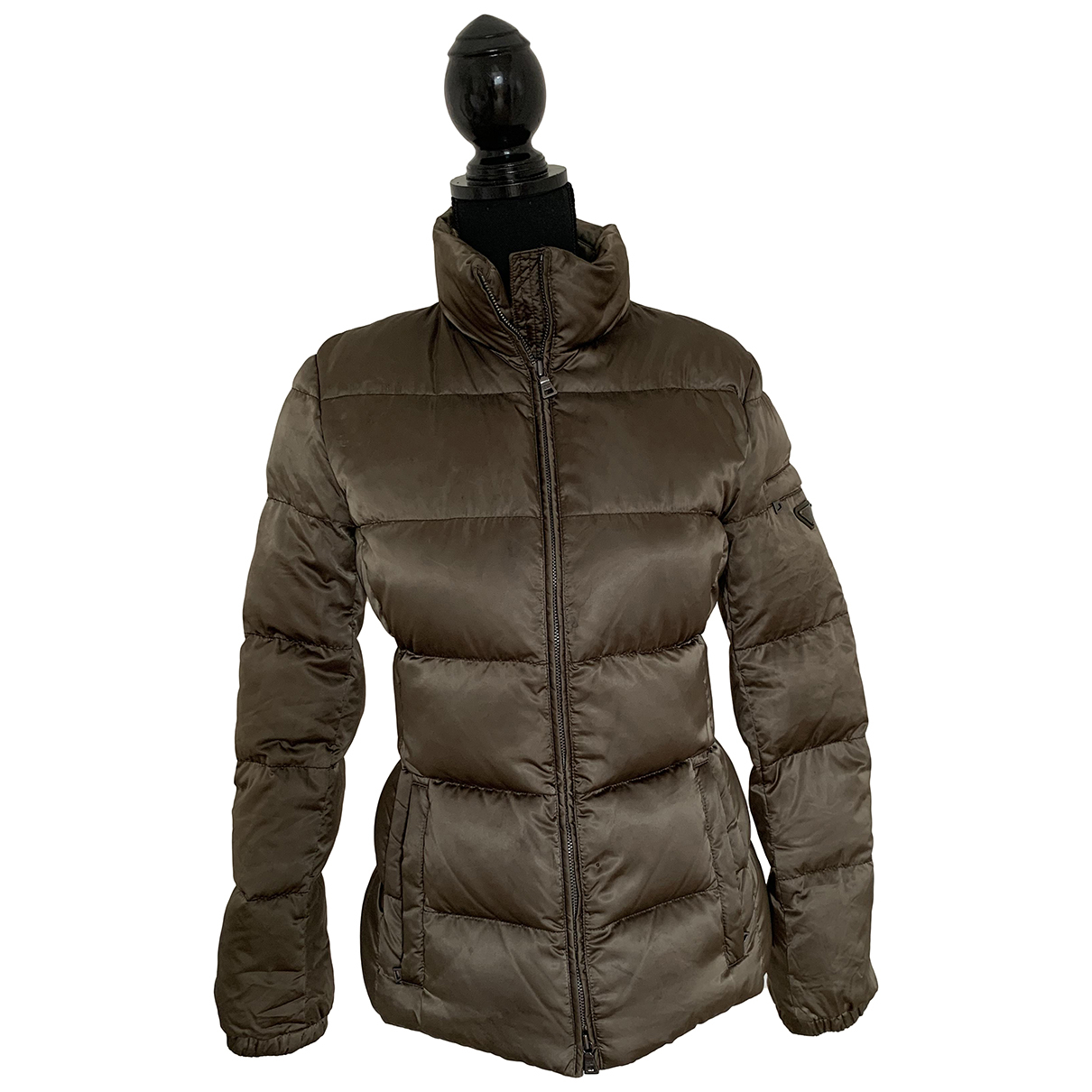 Prada \N Khaki coat for Women 40 IT