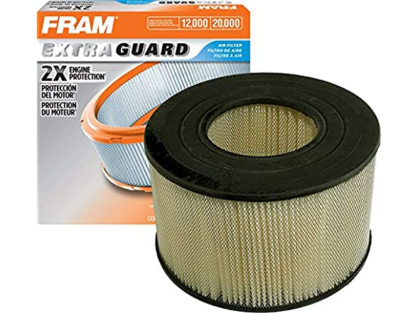 Fram Extra Guard Plastisol Air Filter