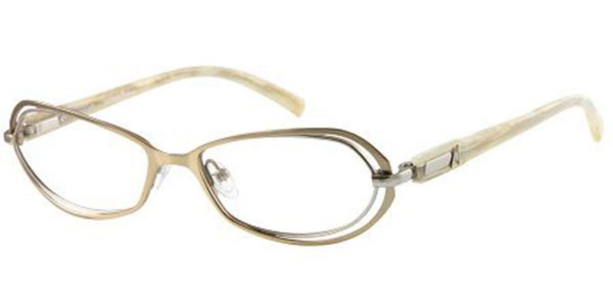 Guess GM 0124 I14 Women's Glasses Gold Size 52 - Free Lenses - HSA/FSA Insurance - Blue Light Block Available