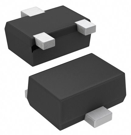 ON Semiconductor SZESD7205DT5G, Dual-Element Uni-Directional ESD Protection Diode, 3-Pin SOT-723 (8000)
