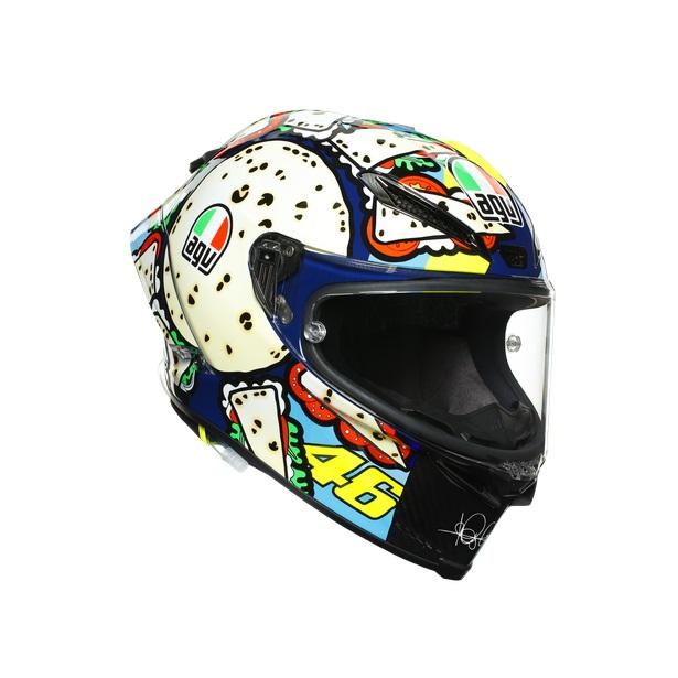 Agv Pista GP RR Misano 2019 San Marino GP Casco Integral Edicion Limitada S