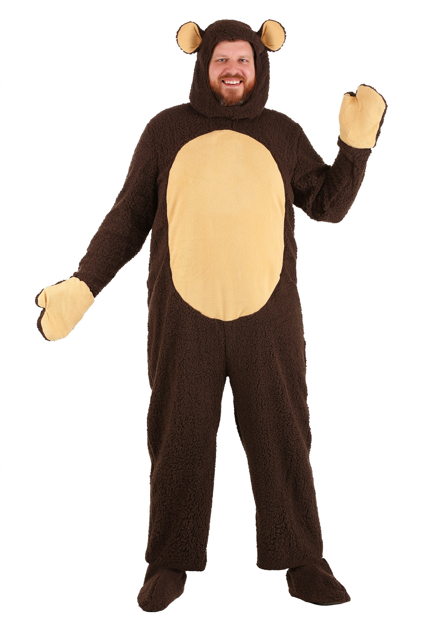Storybook Bear Costume | Animal Costumes For Adults