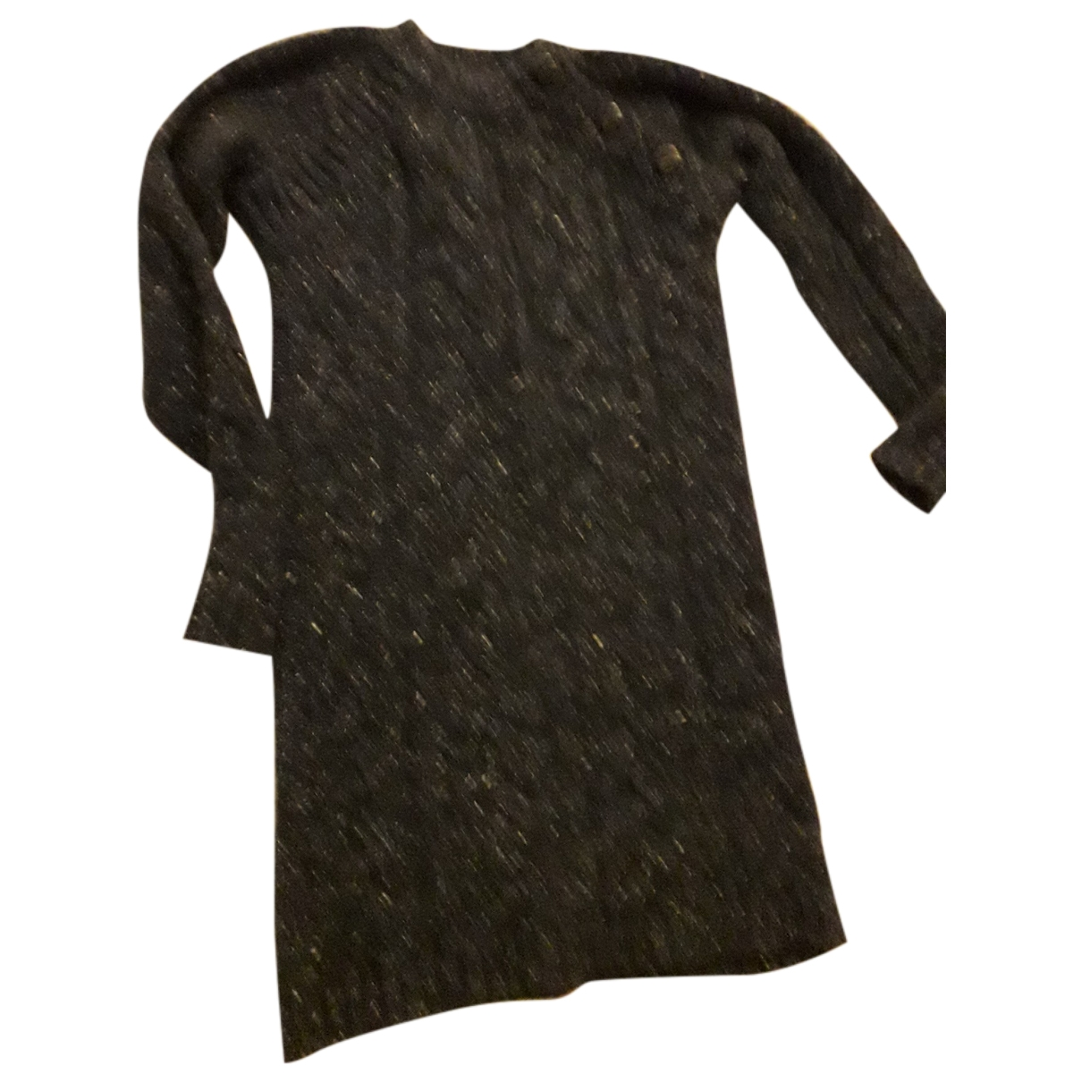 Maison Ullens \N Anthracite Cashmere dress for Women XS International