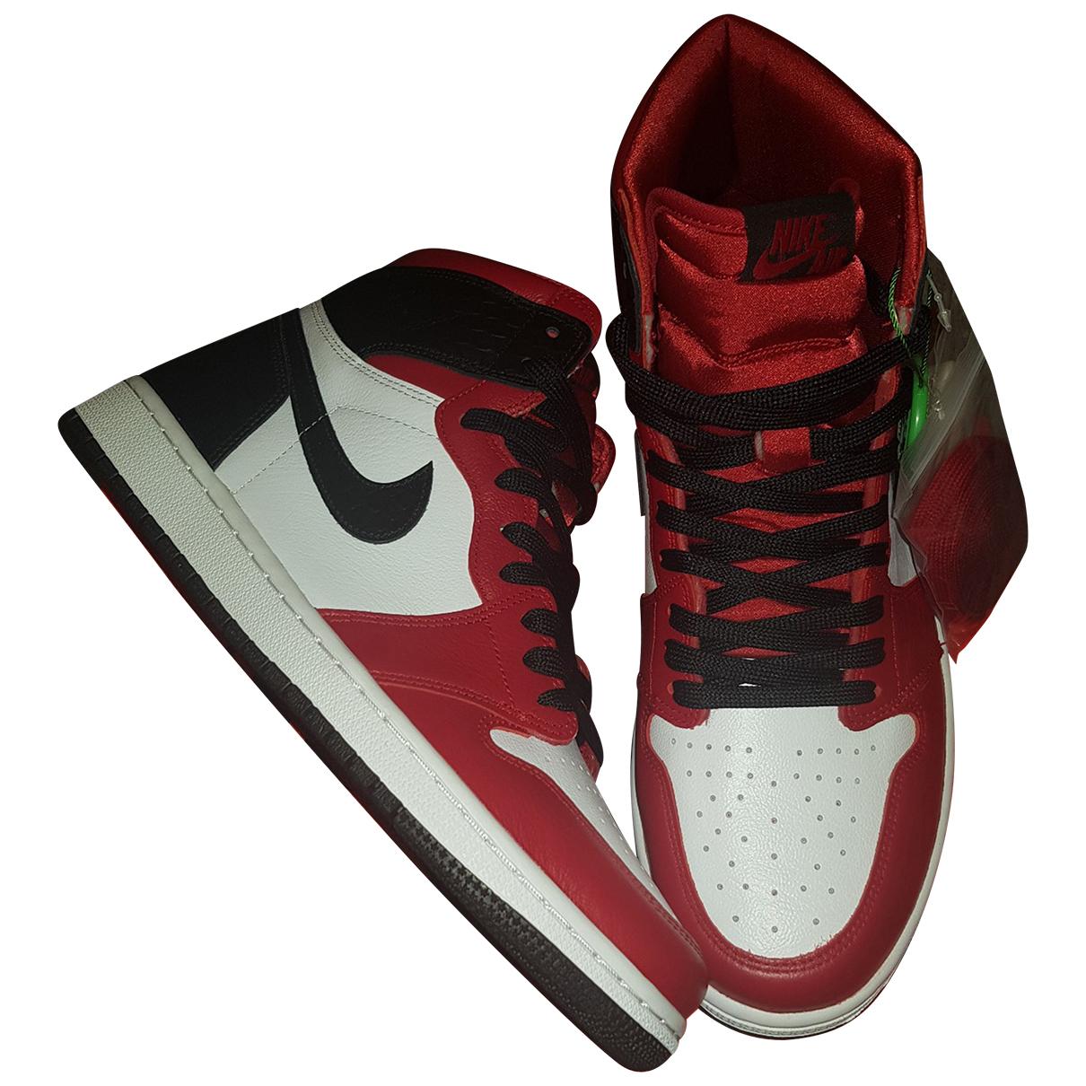 Jordan Air Jordan 1  Sneakers in Leder