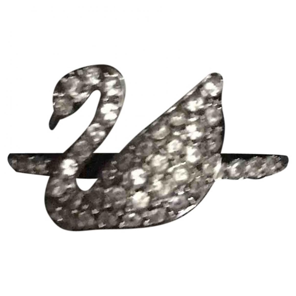 Swarovski - Bague   pour femme en cristal - argente