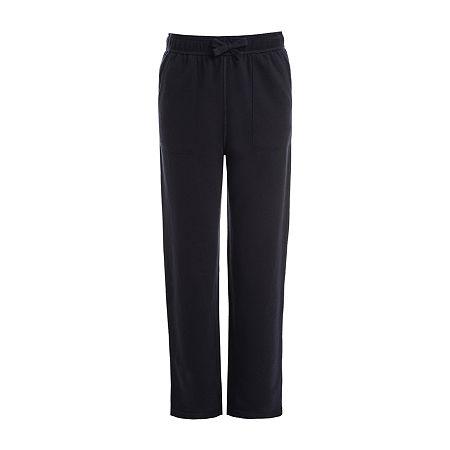IZOD Adaptive Little & Big Boys Regular Fit Drawstring Pants, Small (8) , Blue
