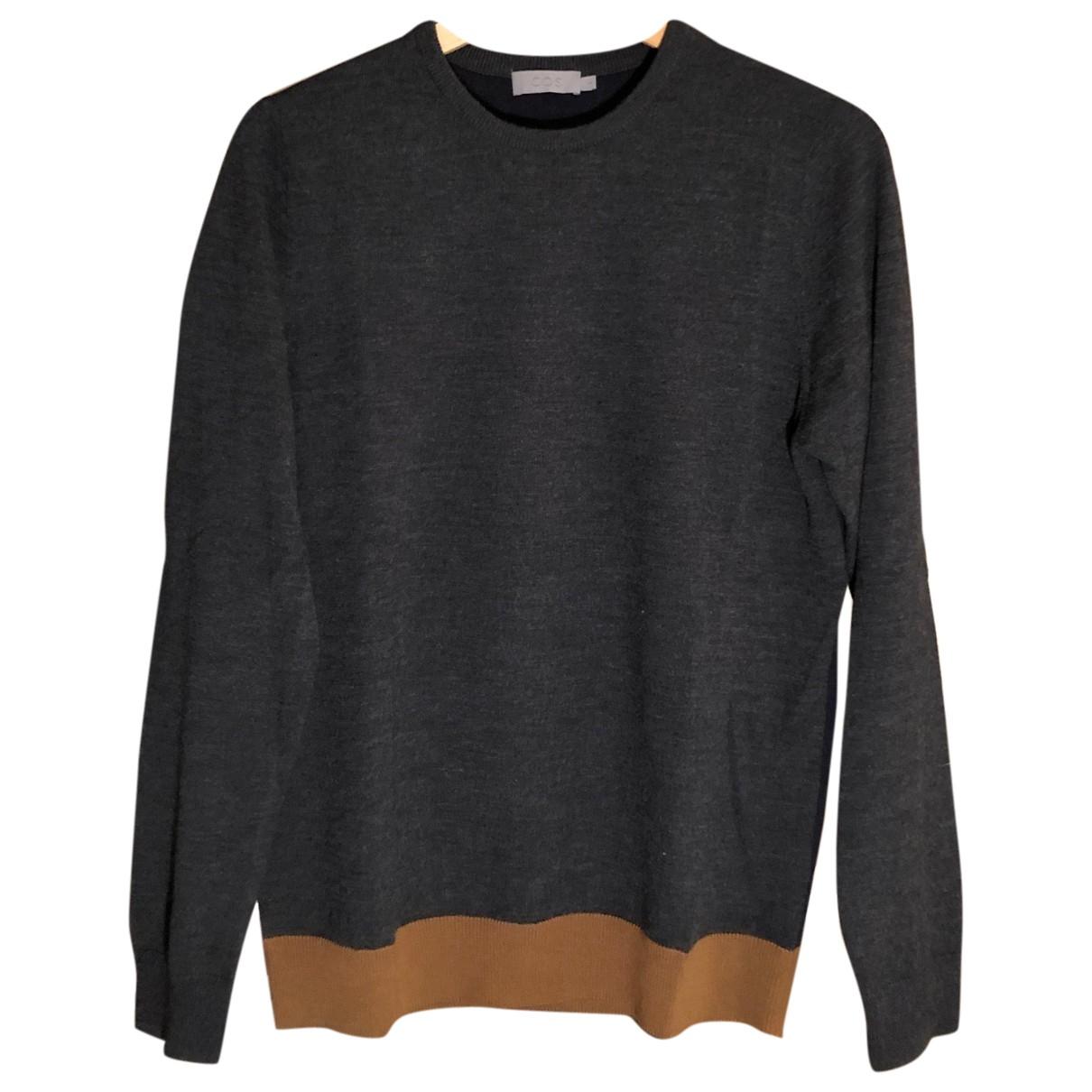 Cos \N Pullover.Westen.Sweatshirts  in Baumwolle