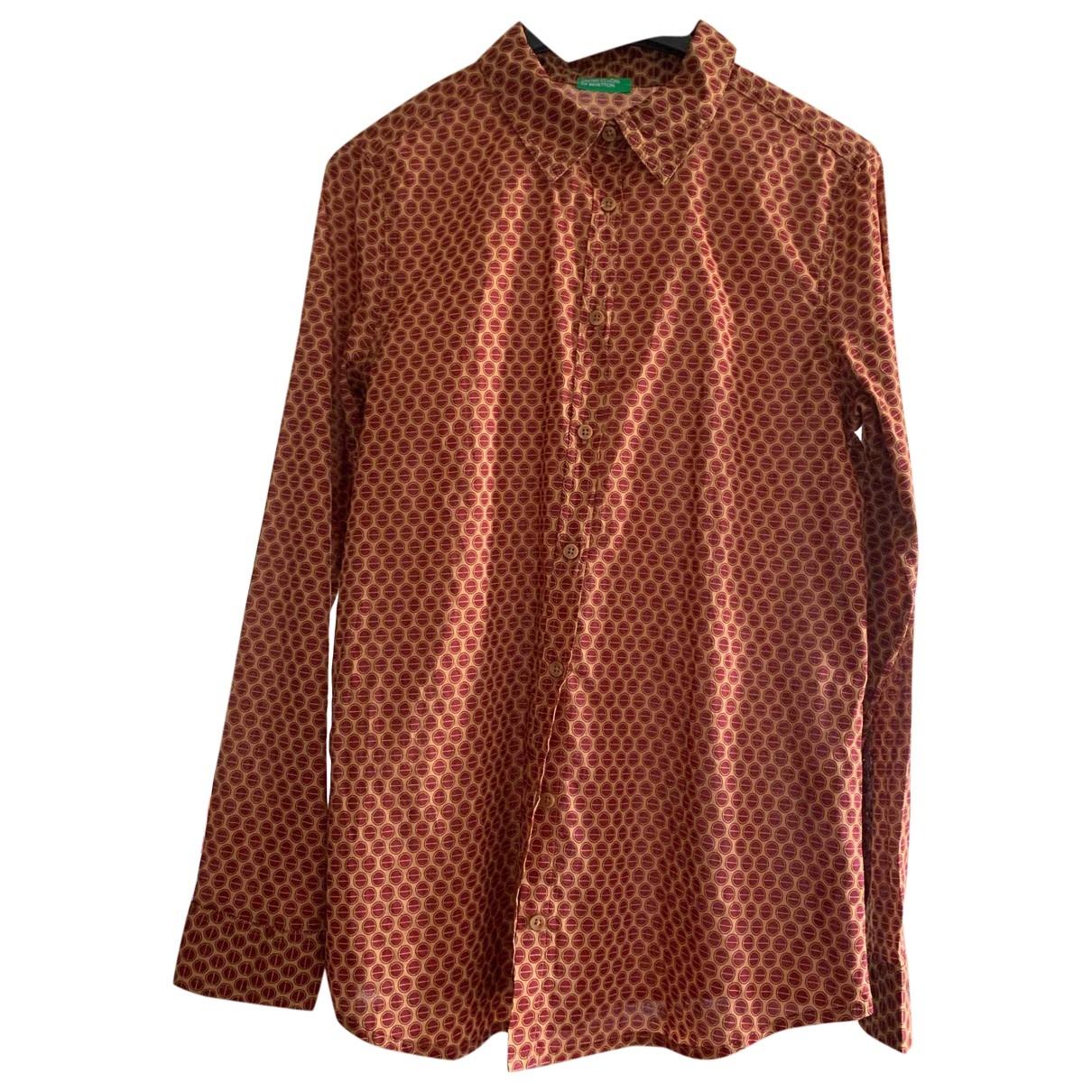 Benetton - Pull   pour femme en coton