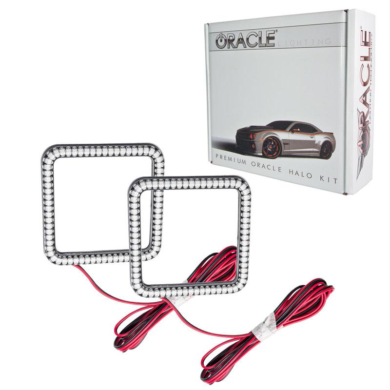 Oracle Lighting 1241-333 Ford F-250/350 2005-2007 ORACLE LED Fog Halo Kit