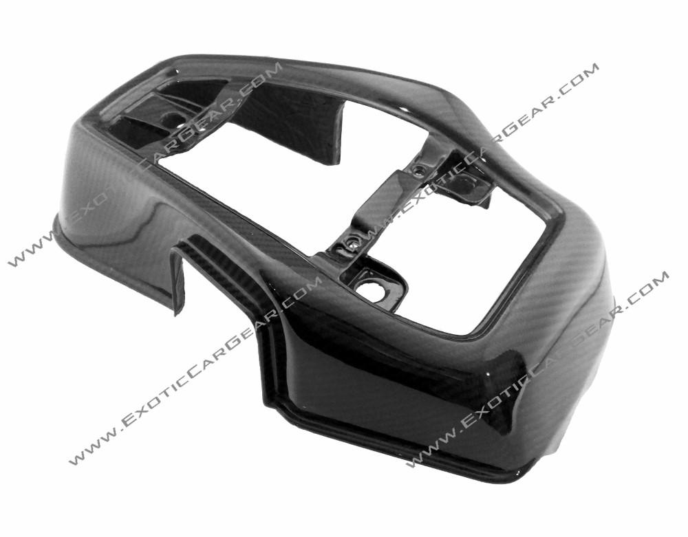 Exotic Car Gear ECG-MCL-ITPH-650 Carbon Fiber Center Intake Cover Housing McLaren 650S