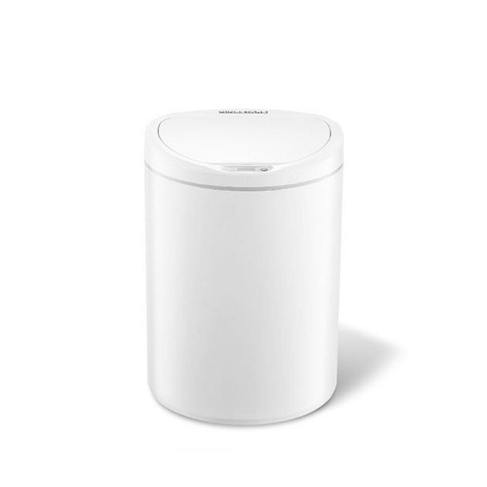 NINESTARS DZT-8-29S Smart Inductive Trash Can 8L Home Smart Trash Can No Touch Trash Can Garbage Kitchen Storage Contain