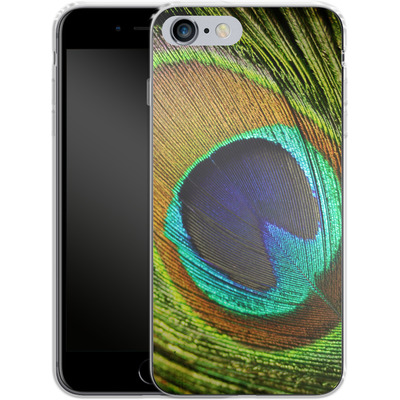 Apple iPhone 6 Plus Silikon Handyhuelle - Peacock von Mark Ashkenazi