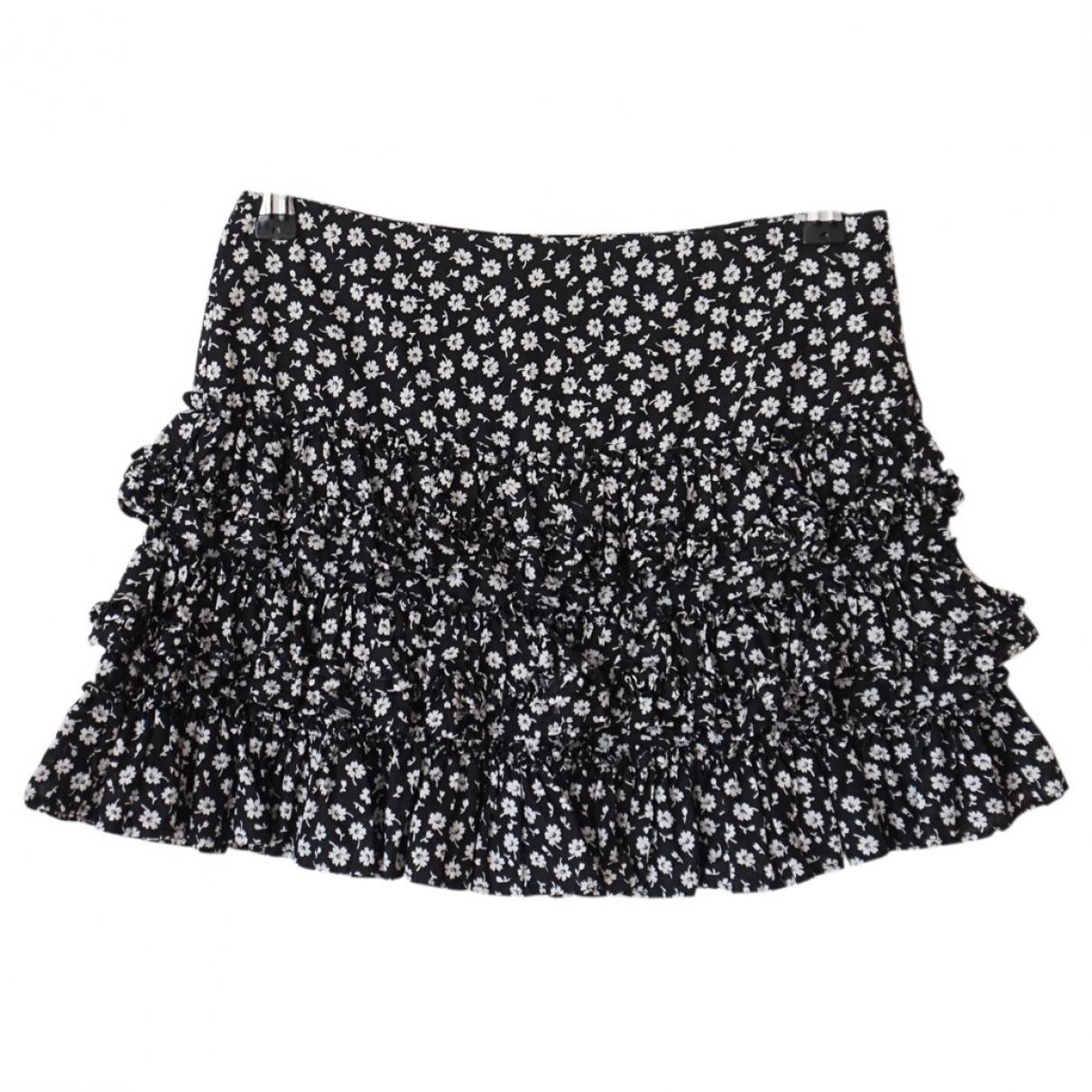 Ralph Lauren - Jupe   pour femme en coton - noir