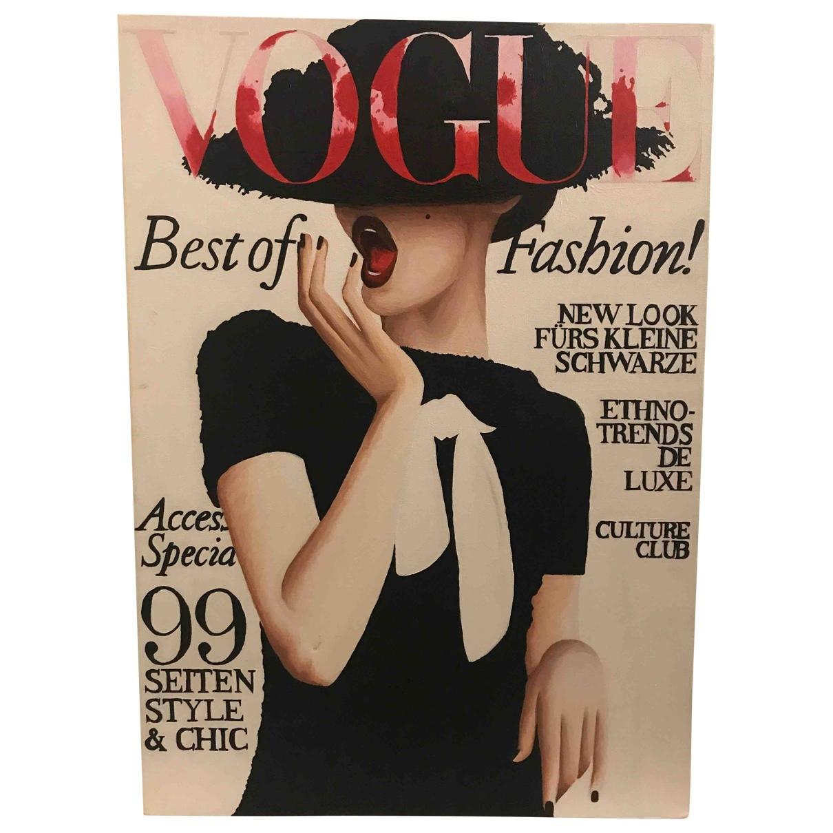 Vogue \N Accessoires und Dekoration in  Bunt Kunststoff