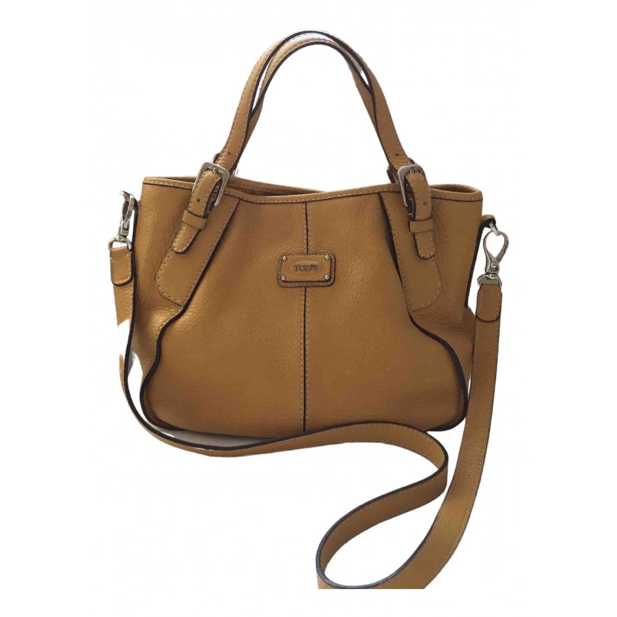Tods N Leather handbag for Women N