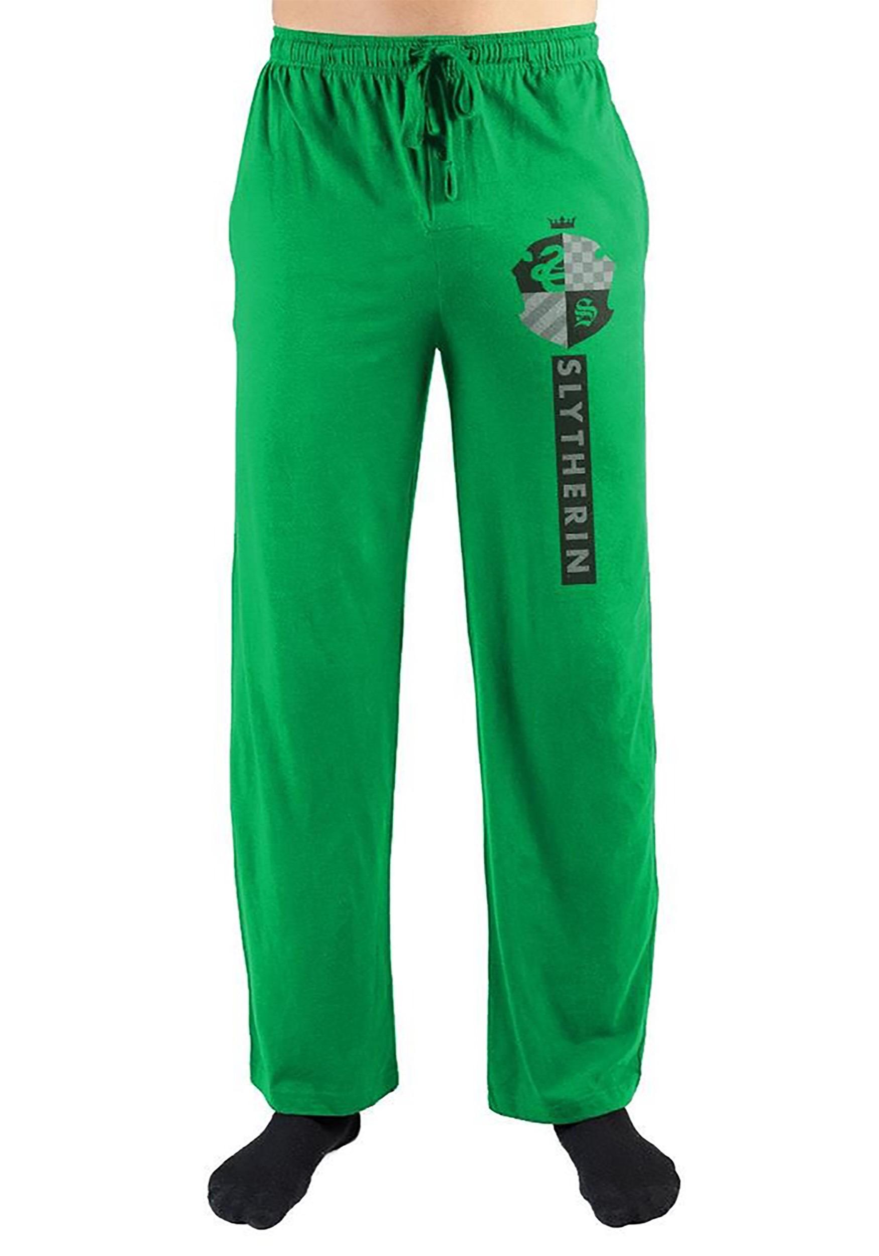 Slytherin Adult Sleep Pants