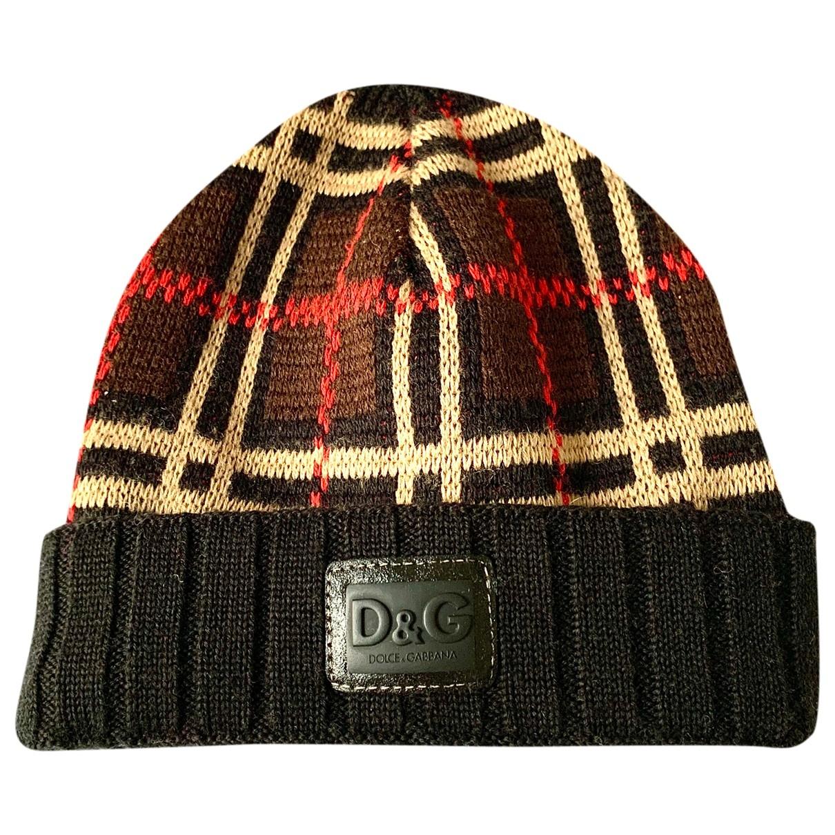 D&g - Chapeau & Bonnets   pour homme en laine