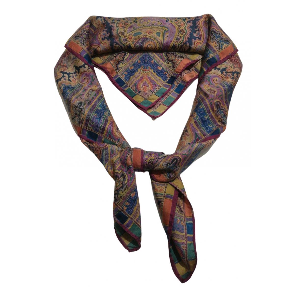 Adolfo Dominguez N Multicolour Silk scarf for Women N