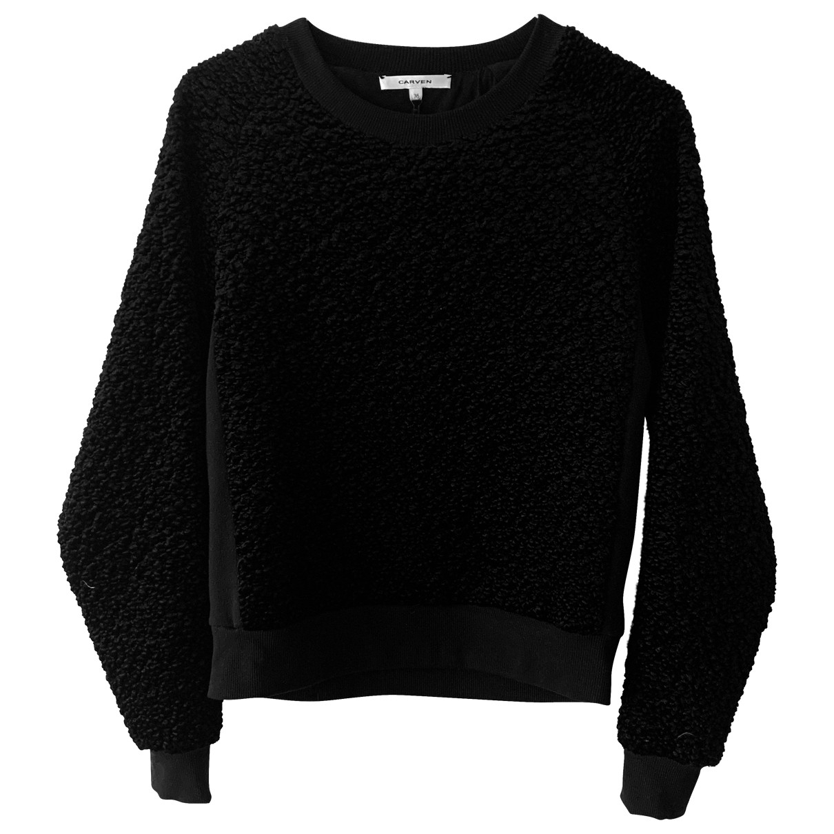 Carven \N Black Knitwear for Women 36 FR