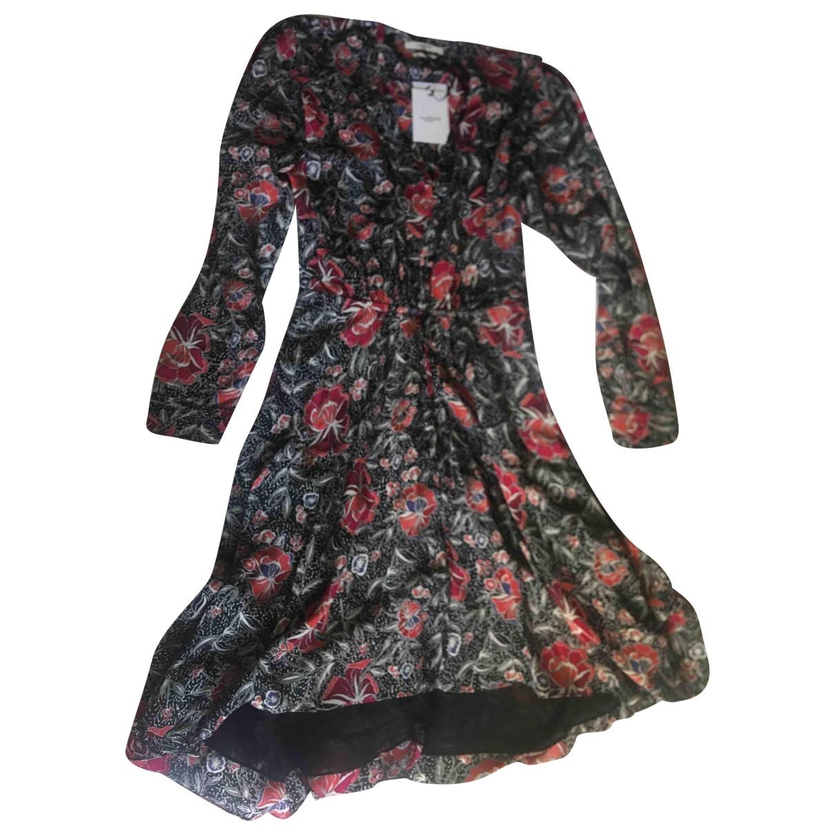 Isabel Marant Etoile - Robe   pour femme en soie - multicolore