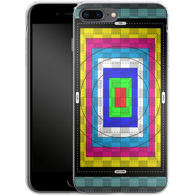 Apple iPhone 7 Plus Silikon Handyhuelle - Test Case von caseable Designs