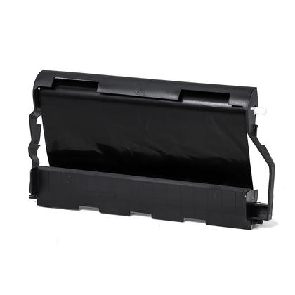 Compatible Brother IntelliFax-580MC Thermal Transfer Black Ribbon 1 Cartridges + Refill Roll PC401 C