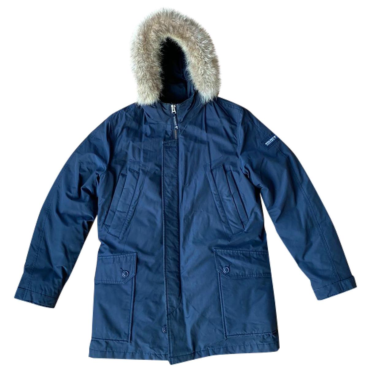Woolrich \N Blue jacket  for Men M International