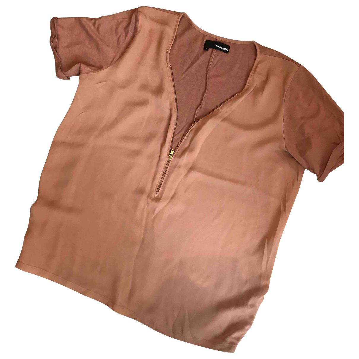 The Kooples \N Silk  top for Women M International