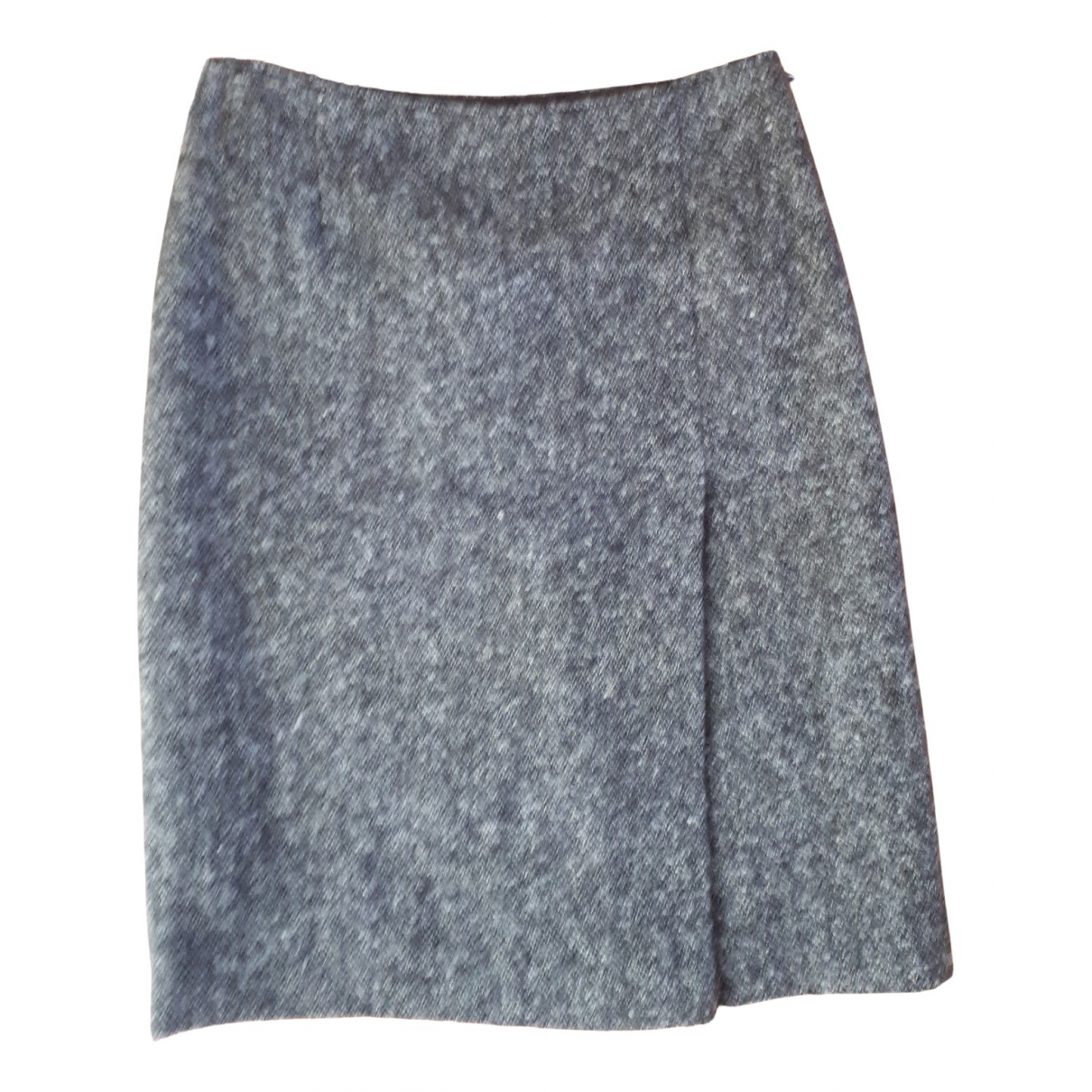Cacharel \N Rocke in  Grau Wolle