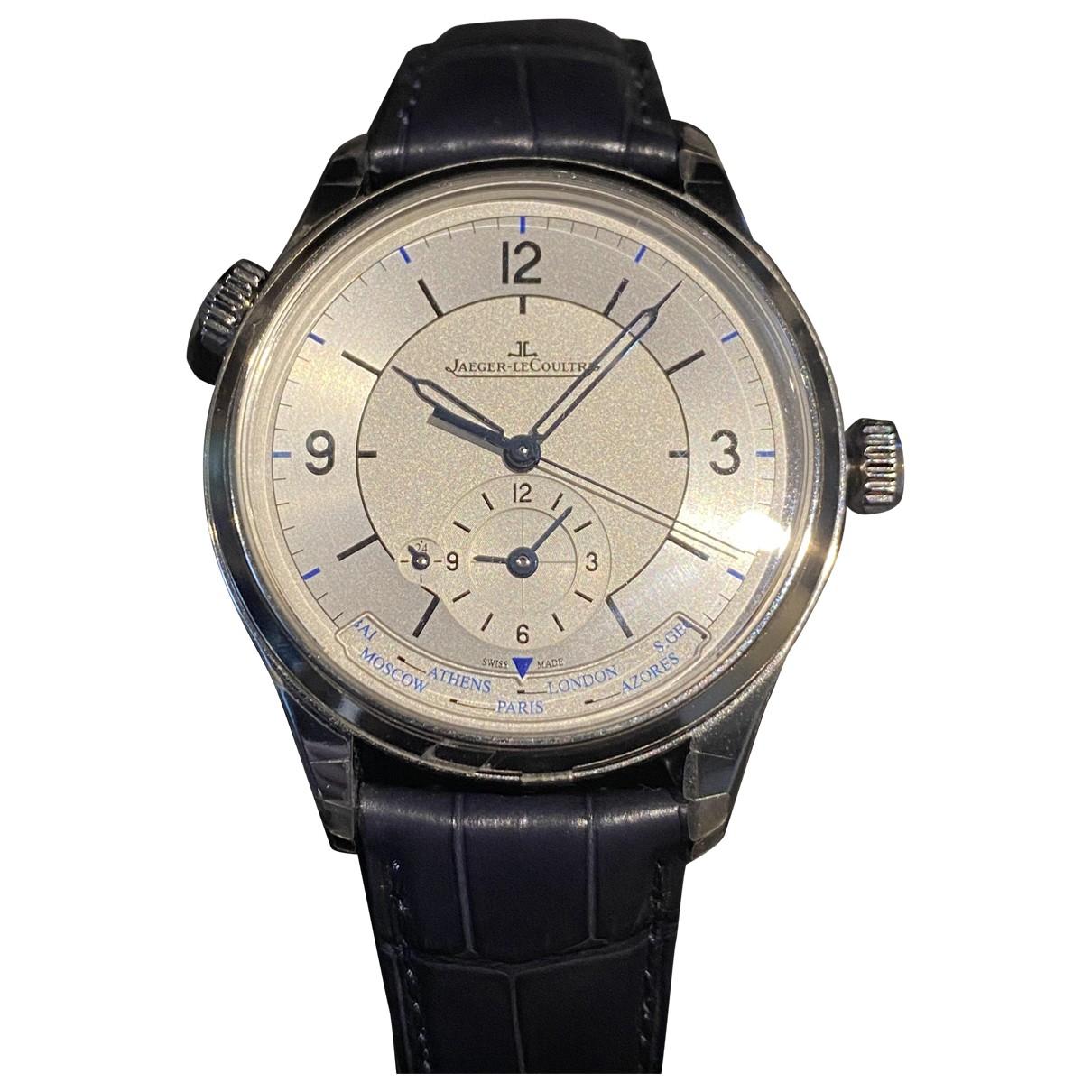 Relojes Jaeger-lecoultre