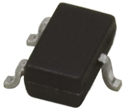 ROHM 2SD1484KT146R NPN Bipolar Transistor, 500 mA, 50 V, 3-Pin SOT-346 (60)