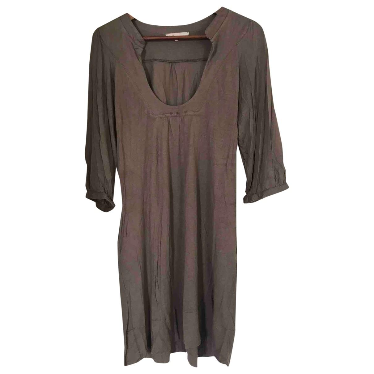 Maje \N Khaki dress for Women 2 0-5
