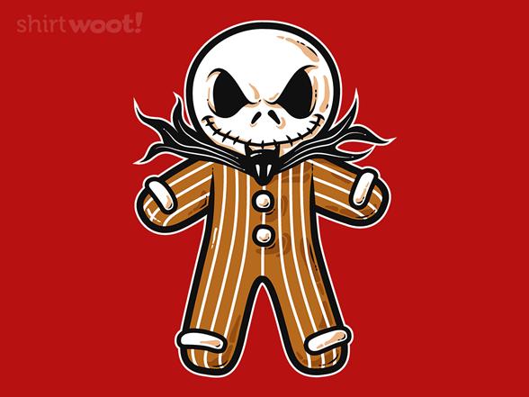 Gingerbread Jack T Shirt