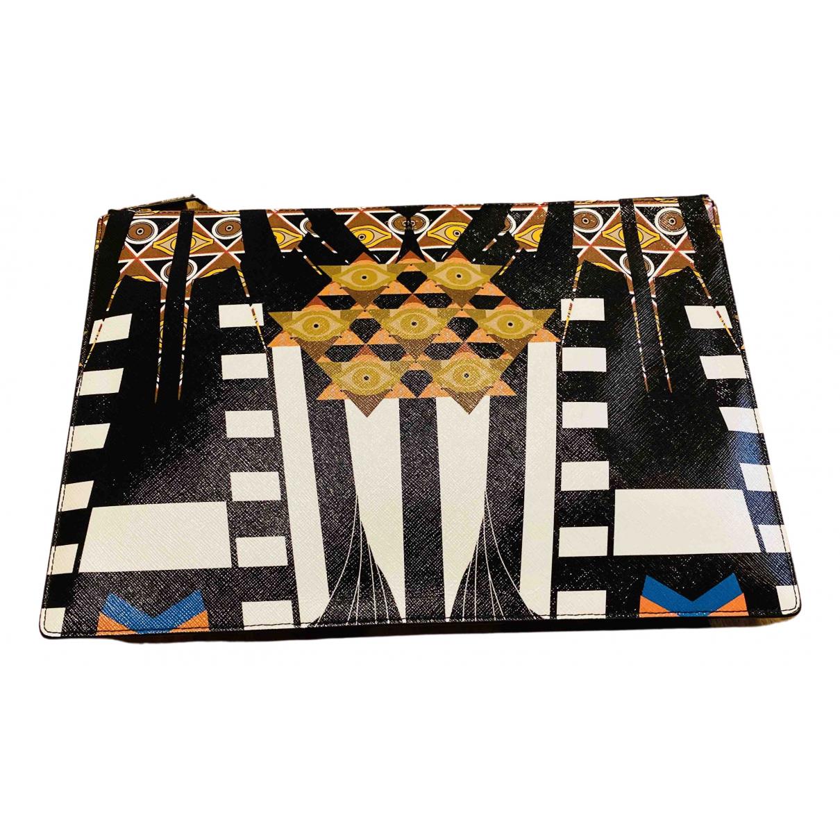 Givenchy - Pochette   pour femme en coton - multicolore