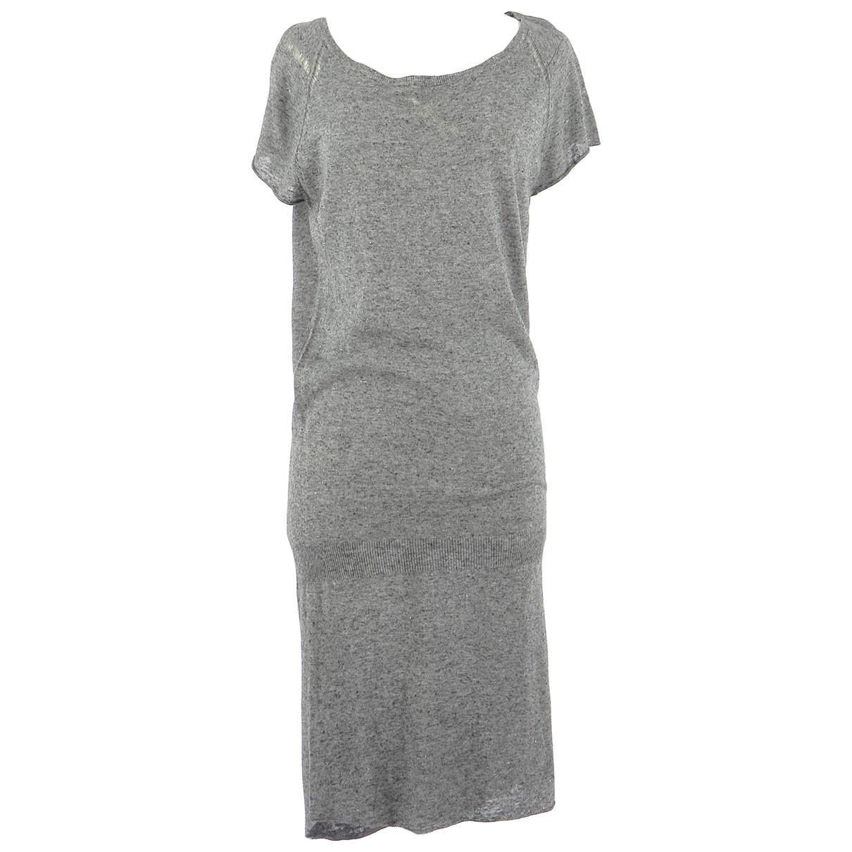 Zadig & Voltaire \N Grey dress for Women 38 FR
