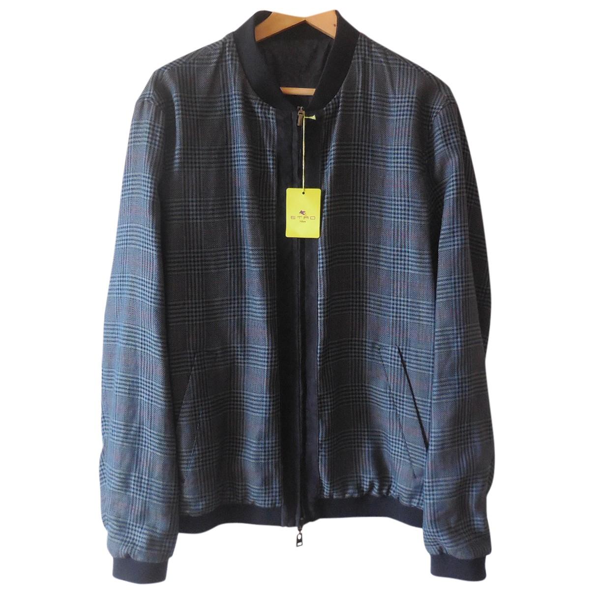 Etro N Green jacket  for Men XXL International