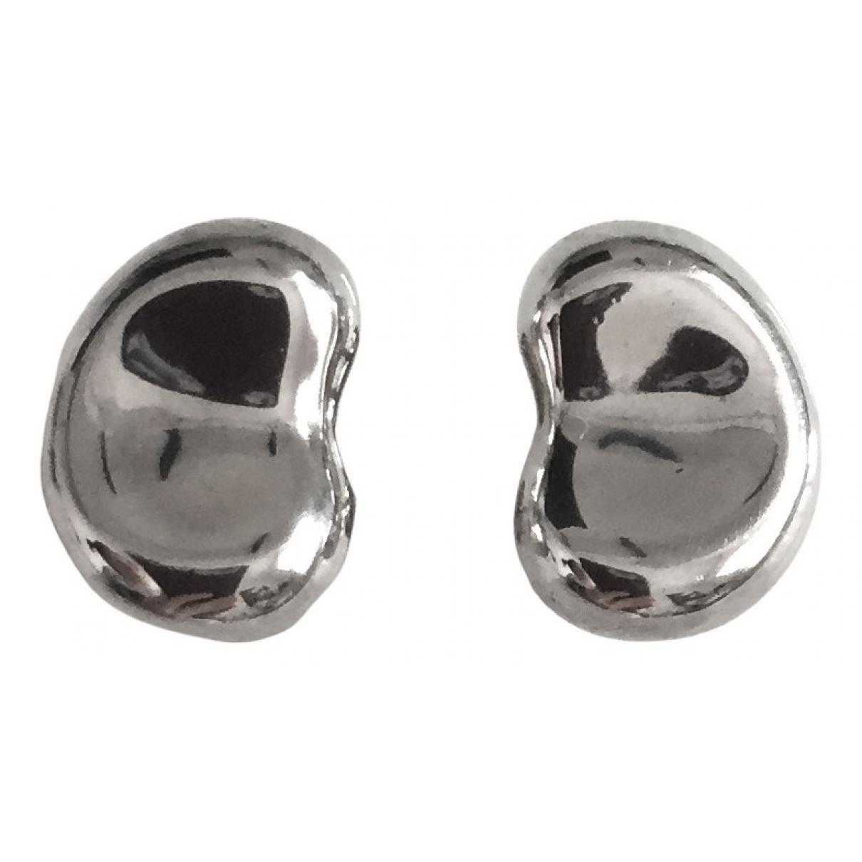 Tiffany & Co Elsa Peretti  OhrRing in  Silber Silber
