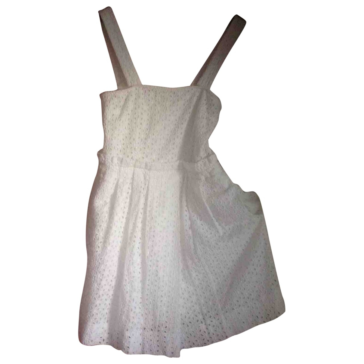 See By Chloé \N White Cotton dress for Women 40 IT
