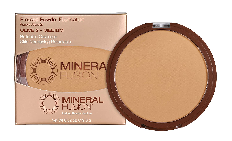 Pressed Powder Foundation - Olive 2