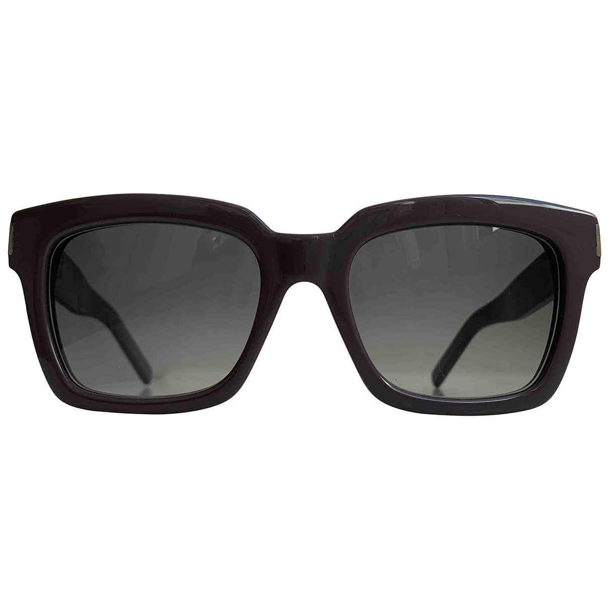Saint Laurent \N Grey Sunglasses for Women \N